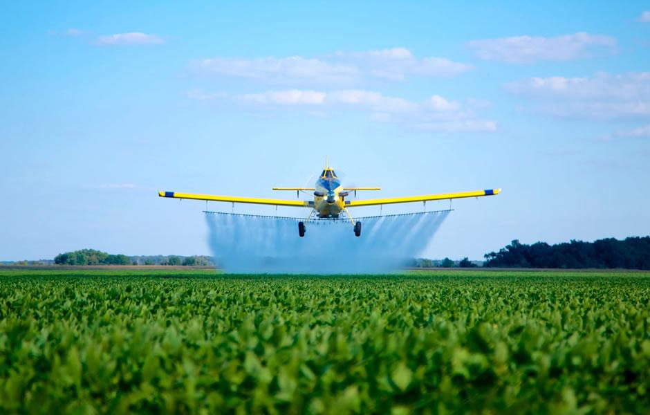 Aviación agrícola